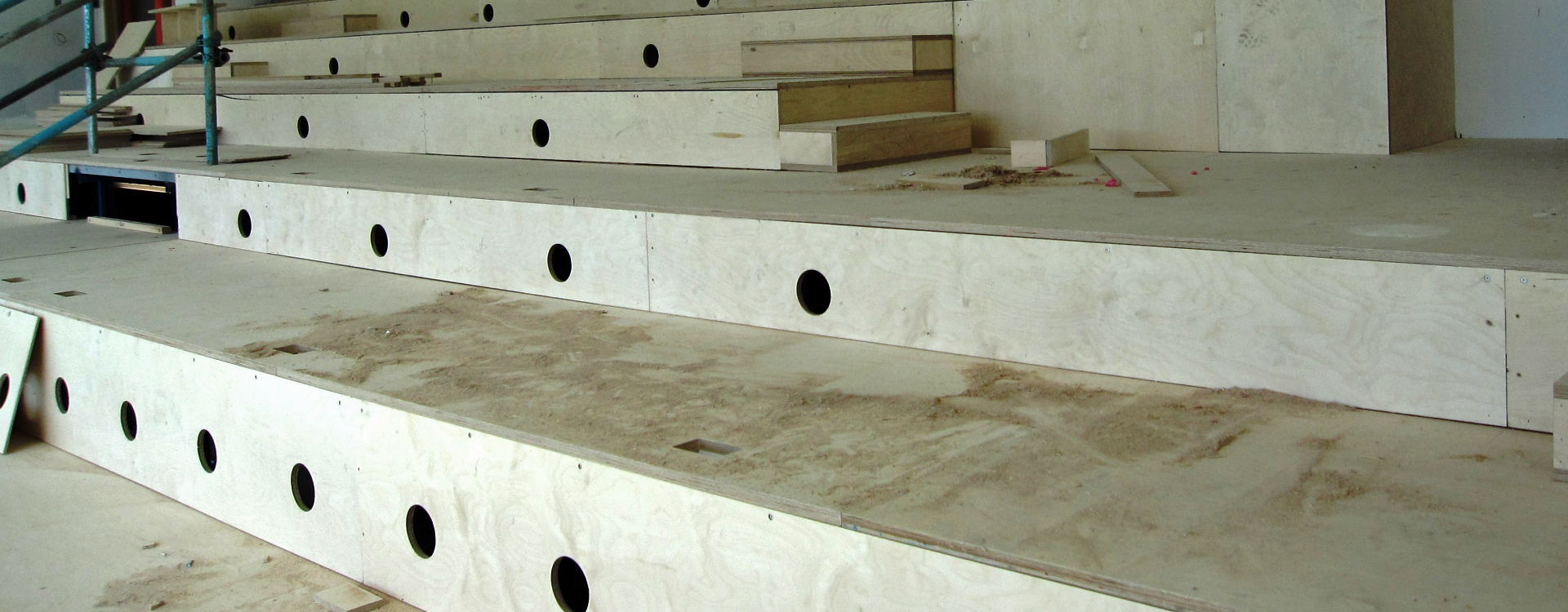 Structural Tiering & Flooring Systems