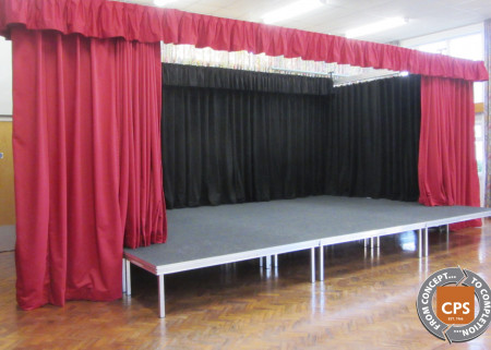 Performance Stage